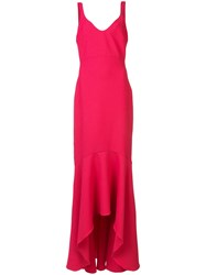Cinq A Sept Sade Gown Red