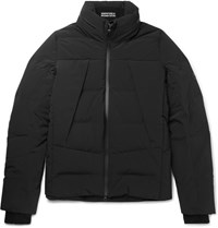 Descente Steath Quited She Down Jacket Black