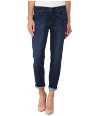 Level 99 Sienna Tomboy In Edgewater Edgewater Women's Jeans Navy