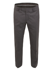 Alexandre Savile Row Stripe Tailored Fit Trouser Grey