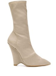 Yeezy Ankle Boots Neutrals