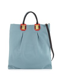 Lispenard Leather Tote Bag Sagaponack Sjp By Sarah Jessica Parker