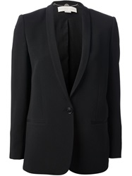 Stella Mccartney Fitted Blazer Black