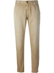Current Elliott 'Buddy' Trousers Nude And Neutrals