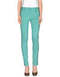 Ean 13 Trousers Casual Trousers Women Turquoise