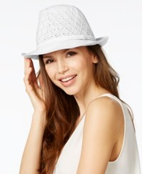 Collection Xiix Color Expansion Fedora White