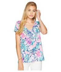 4c82ea9e26530d Women Lilly Pulitzer Shortsleeve Tops | Sale now on | Nuji