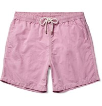 Hartford Mid Length Swim Shorts Pink