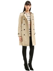 Burberry Heritage Long Trench Coat