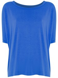 Lygia And Nanny Loose Fit T Shirt Women Polyamide 44 Blue