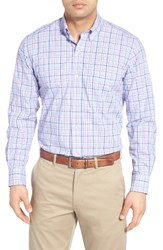 Tailorbyrd Men's Arbor Plaid Sport Shirt
