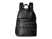 Marc Jacobs Grommet Biker Backpack Black Backpack Bags