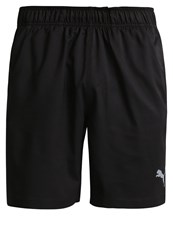 Puma Sports Shorts Black Quiet Shade