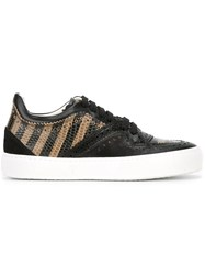 Robert Clergerie 'Tiko' Sneakers Black