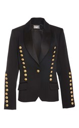 Alexis Mabille Fitted Blazer Black