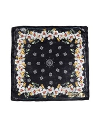 Golden Goose Square Scarves Black