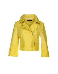 Cafe'noir Cafenoir Jackets Yellow