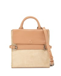 Kelsi Dagger Tabor Convertible Crossbody Bag Camel