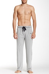 Lucky Brand Knit Lounge Pant Gray