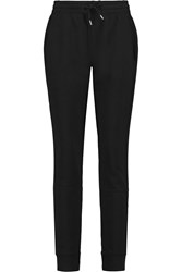 Mcq By Alexander Mcqueen Cotton Jersey Track Pants Black