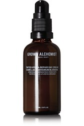 Grown Alchemist Tinted Hydra Repair Day Cream Camellia And Geranium Blossom Sand