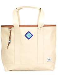 Herschel Supply Co. Large Tote White