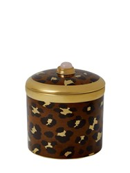 L'objet Safari Candle Brown