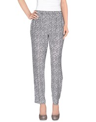 Joie Trousers Casual Trousers Women Grey