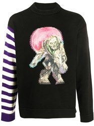 Acne Studios Monster In My Pocket Intarsia Jumper 60