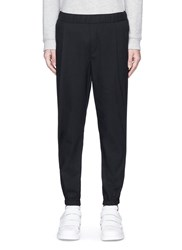 Mcq By Alexander Mcqueen Chino Jogging Pants Black