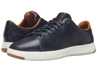 Cole Haan Grandpro Tennis Handstain Sneaker Blazer Blue Men's Shoes