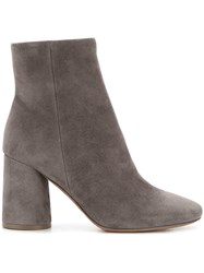 Vince Ridley Ankle Boots Grey