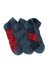Adidas Superlite Low Cut Socks Pack Of 3 Gray