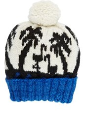 Mr. Kim Men's Delisle Beanie Cream
