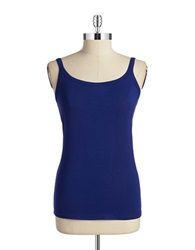 Jockey Stretch Camisole Bandana Blue