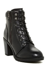 Modern Rebel Roonies Lace Up Boot Black