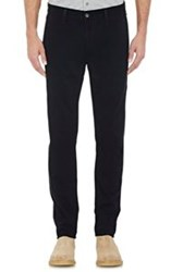 Rag And Bone Rag And Bone Brushed Twill Standard Issue Chinos Black