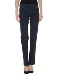 Thinple Casual Pants Dark Blue