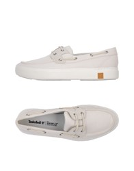 Timberland Loafers Ivory