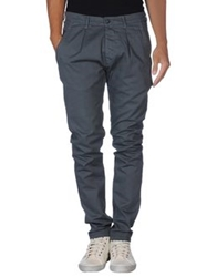 Macchia J Casual Pants Dark Blue