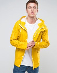 Another Influence Rubber Festival Jacket Yellow