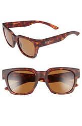 Smith Optics Men's 'Comstock' 52Mm Polarized Sunglasses Matte Vintage Havana