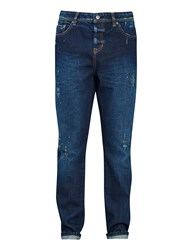 Bench Men's Monicle V1 Tapered Blue