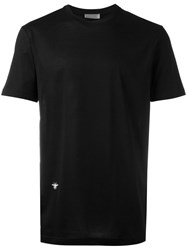 Christian Dior Homme Bug Patch T Shirt Black