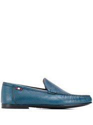 Bally Craxon Loafers Blue