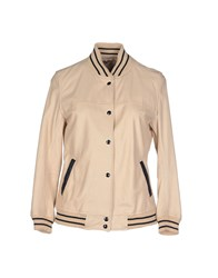 S.W.O.R.D. Coats And Jackets Jackets Women Ivory
