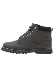 Quiksilver Mission Ii Walking Boots Solid Black