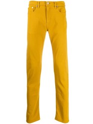 Paul Smith Ps Slim Jeans Yellow