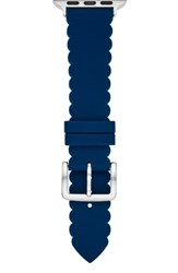 Kate Spade New York Apple Watch Strap 38Mm Navy Silver