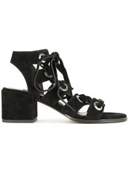 Senso Jaelyn Sandals Black